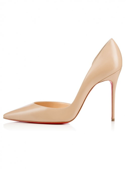 Chicregina Womens Patent Leather Closed Toe Stiletto Heel Party Shoes