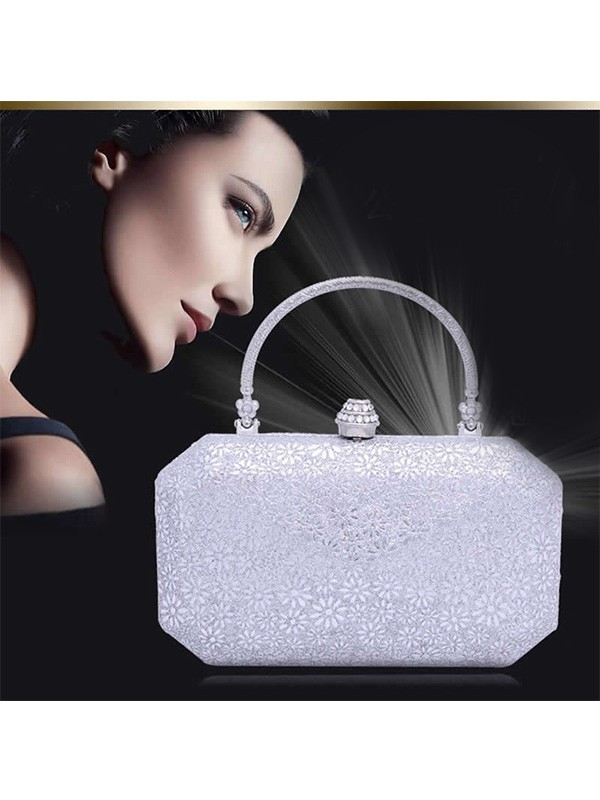 Stylish Rhinestone Princess Party/Evening Bags