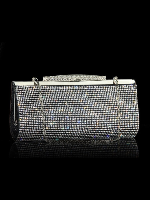 Fashionable Rhinestones Evening Handbags
