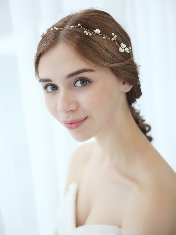 Beautiful Pearls Headpieces