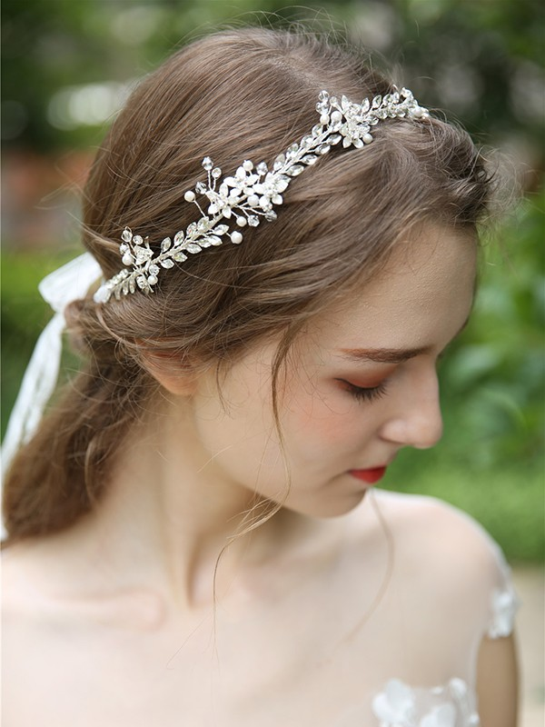 Shining Crystal Headpieces