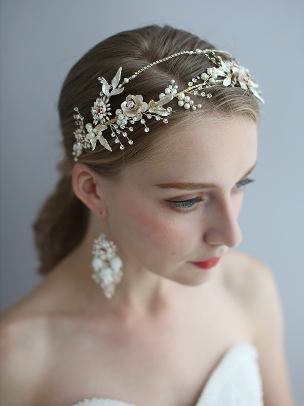 Flawless Alloy Headpieces
