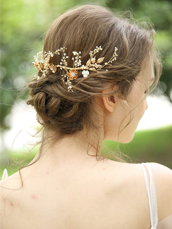 Very Stunning Czech Rhinestones Headpieces