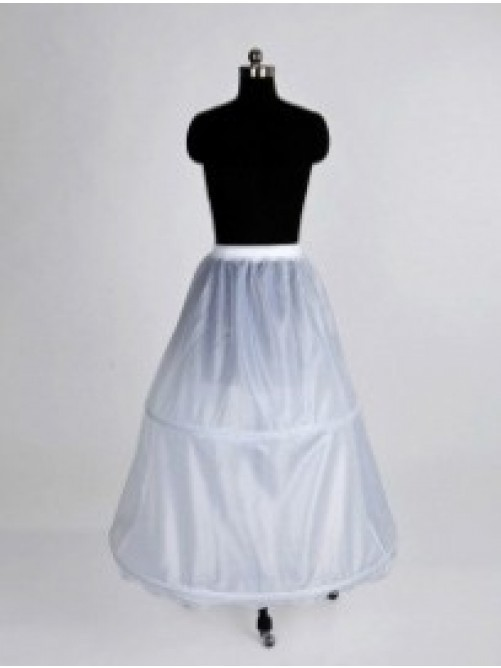 Women's Nylon Floor-length Wedding Petticoats